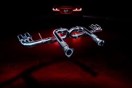 Escape Hennessey Para El Chevrolet Corvette C8 6