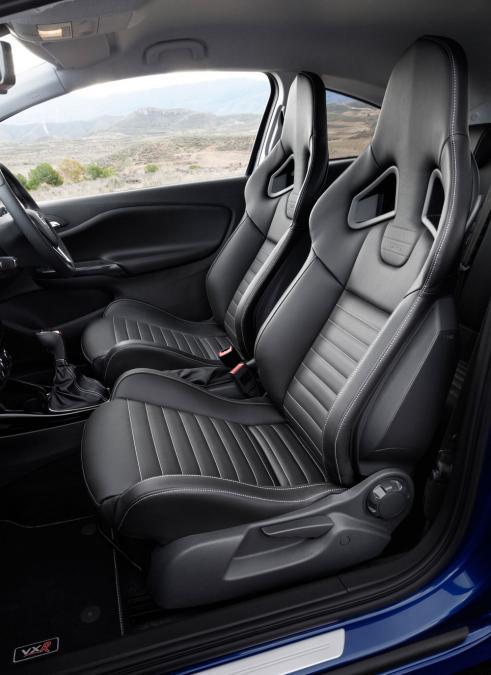 Foto de Opel Corsa OPC (2/3)