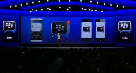 BlackBerry Messenger ya fue enviado a la App Store