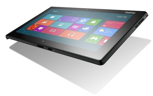 Lenovo ThinkPad con Windows 8