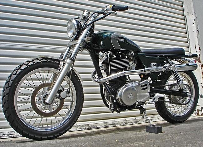 Ryca Motors Scrambler