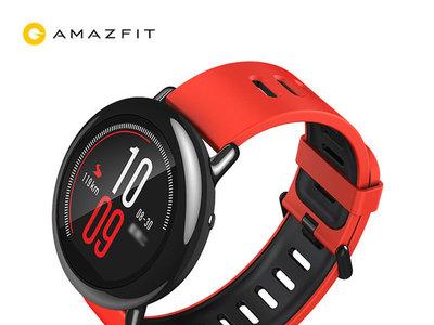 Oferta Flash: reloj deportivo Xiaomi Amazfit Pace por 93 euros y envío gratis