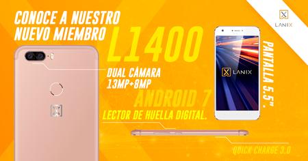 EXCLUSIVA: Estas son las especificaciones del Lanix L1400, próximo lanzamiento de la empresa mexicana