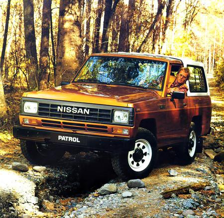 Nissan Patrol Hard Top 3