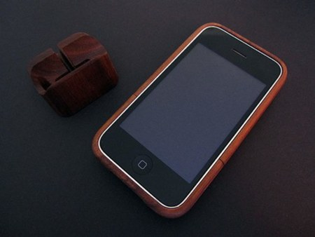 iWood, ya disponible para los iPhone 3G