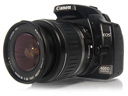 Canon 500D, posible lanzamiento en unos días