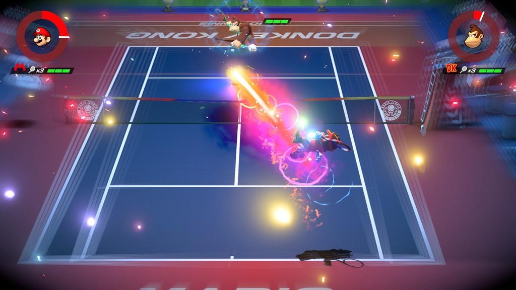 Mario Tennis Aces 10