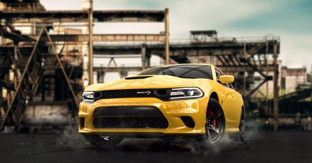 Dodge Charger 2019 Share V02