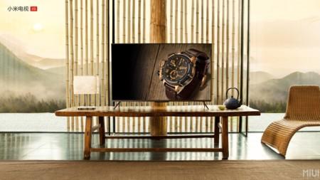 Xiaomi Mi TV 2S: 4K y grosor de 9.9 mm por menos de 500 euros