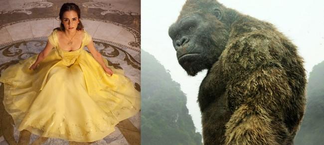La Bella y Kong