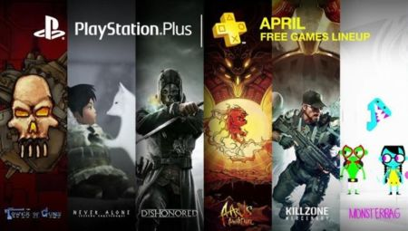 En abril Sony nos consentirá con 'Killzone Mercenary', 'Dishonored' y más, como juegos gratuitos para PS Plus