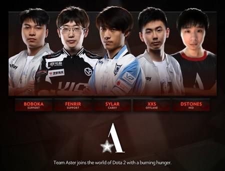 Los chinos dominan en el primer día de la fase de grupos de la ESL One Hamburgo de Dota 2