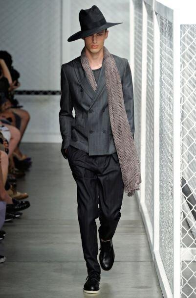 Moda para hombres: ¿tendencias de pasarela o de calle?