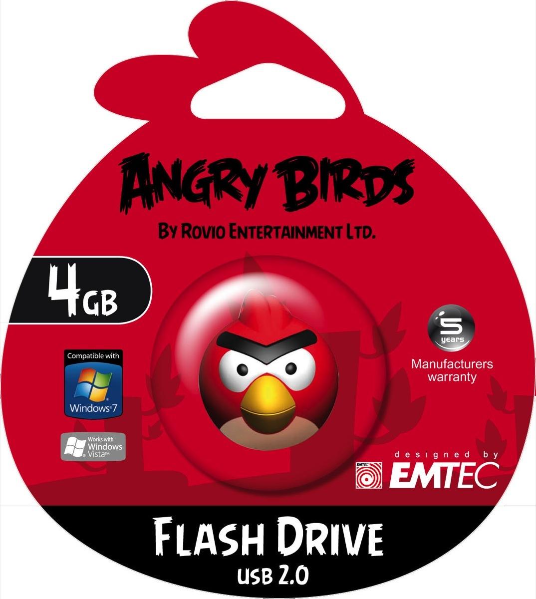Foto de Angry Birds memoria USB (1/13)