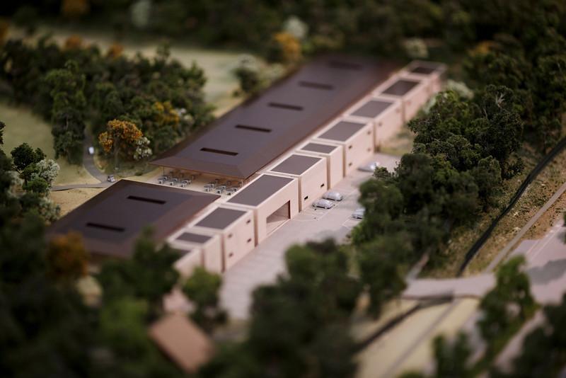 Foto de Maqueta del Campus 2 de Apple (11/22)