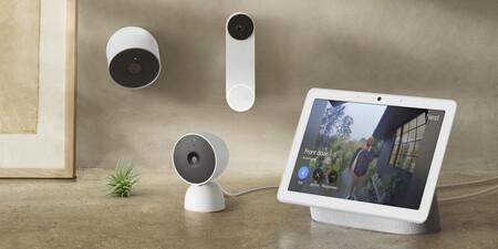 Nuevos Google Nest Doorbell y Nest Cam con batería: el ecosistema crece con una cámara y un timbre inteligentes e inalámbricos