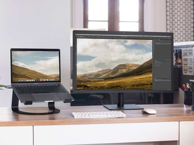 Curve es el último stand de Twelve South para los MacBook, y es un tributo al iCurve y al Apple Park