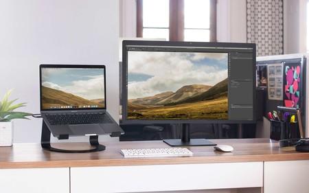 Curve es el último stand de Twelve South para los MacBook, y es un tributo al iCurve y al Apple Park