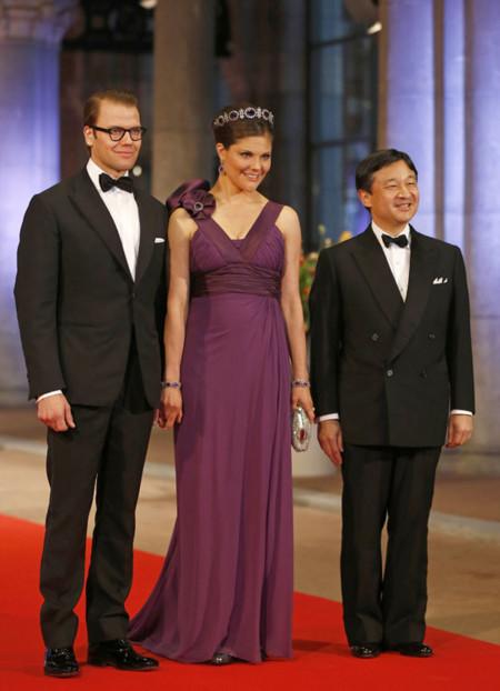 Coronación de Holanda: cena de gala previa