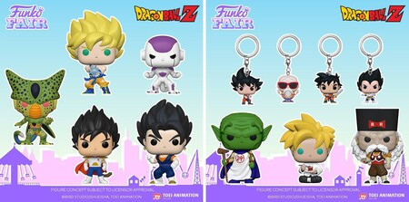 Figuras Funko POP de Dragon Ball Z en preventa en Amazon México