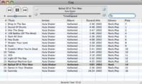 Cog, un reproductor sencillo y gratuito para OS X