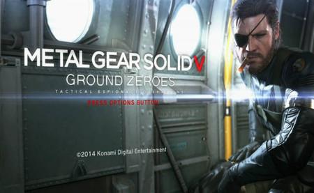 Metal Gear Solid V: Ground Zeroes pesa alrededor de 2GB en PS3 (RUMOR)