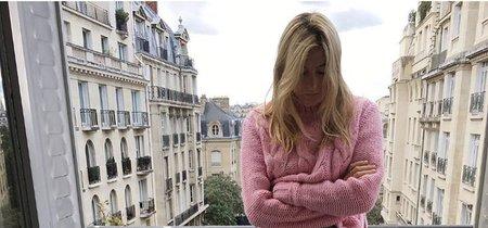 Grueso, rosa y trenzado, ¿qué es? El jersey que desearás desde ahora mismo