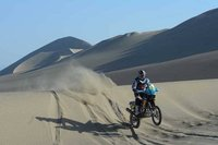 Dakar 2012: Nasca - Pisco, etapa 13