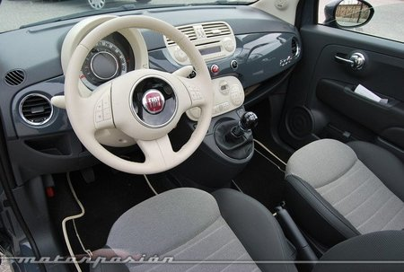 Fiat 500C - Motor 0.9 TwinAir