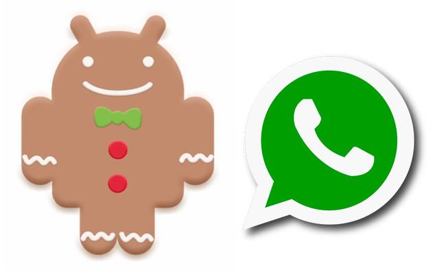 Whatsapp Gingerbread