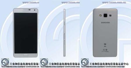 El Samsung Galaxy A7 contará con un Exynos 5433, como el Note 4