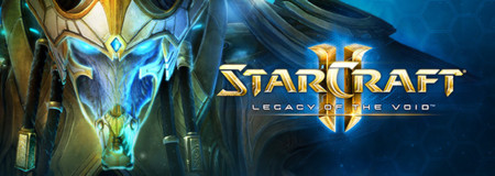 ¡La espera pronto terminara! StarCraft II: Legacy of the Void saldrá este año