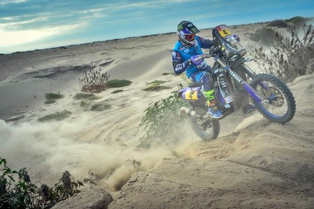 Adrien Van Beveren Dakar 2018