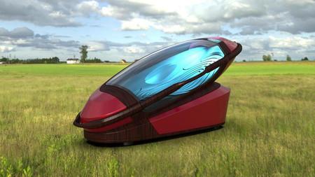 The Sarco, la máquina de la muerte con la que te puedes quitar la vida en cinco minutos