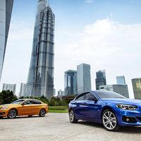 ¡El BMW Serie 1 sedán ya está aquí! Pero sólo en China