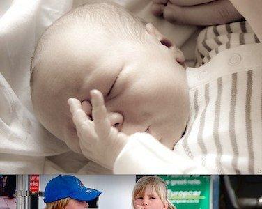 """""""Pues mi hijo se chupó el dedo hasta los..."""""""