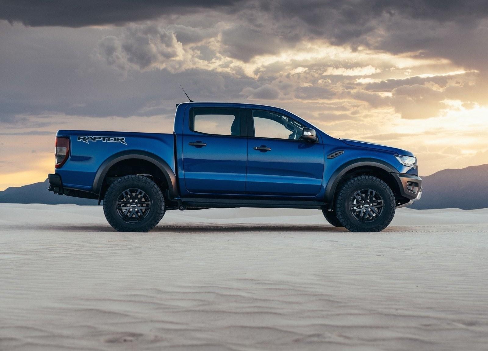Foto de Ford Ranger Raptor (5/12)