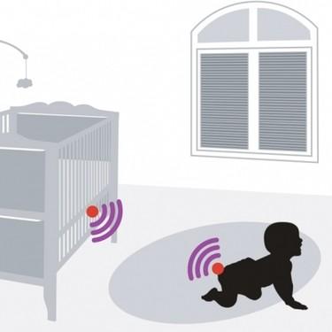 Crean un pañal inteligente que detecta cuando está mojado y te envía una notificación al móvil