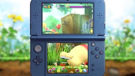 La nueva aventura del Capitán Olimar para 3DS pasa a llamarse Hey! Pikmin y comenzará su viaje el 28 de julio