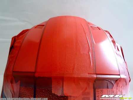 Schuberth SR1 Morrilly by MK Art