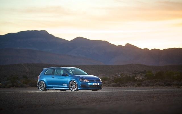Foto de H&R Volkswagen Golf 2015 (9/10)