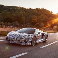 El McLaren Grand Tourer será un deportivo pensado en el lujo y así adelanta un par de detalles