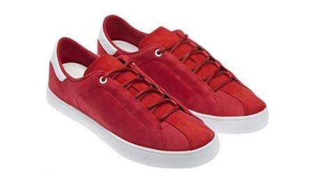 Colección de zapatillas de David Beckham para Adidas