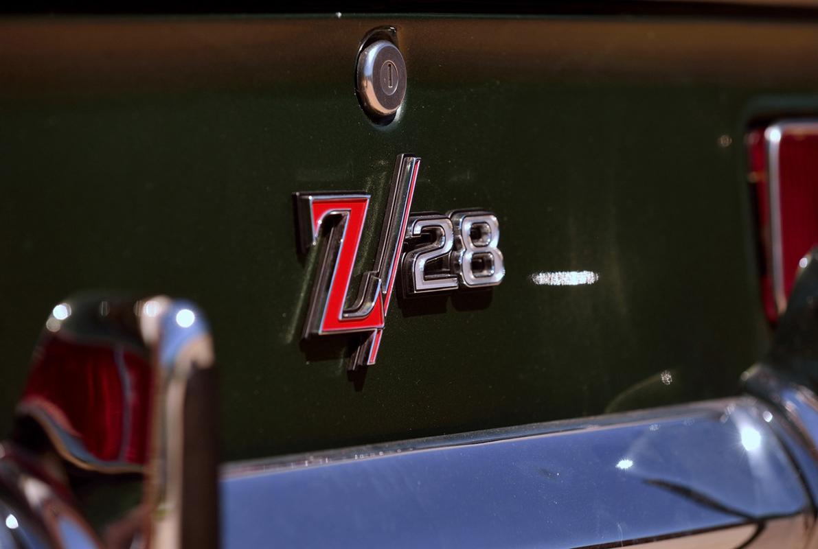Foto de Chevrolet Camaro Z28 de 1969 (10/12)