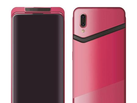 OPPO patenta un nuevo móvil con slider que apunta a un sucesor del OPPO Find X