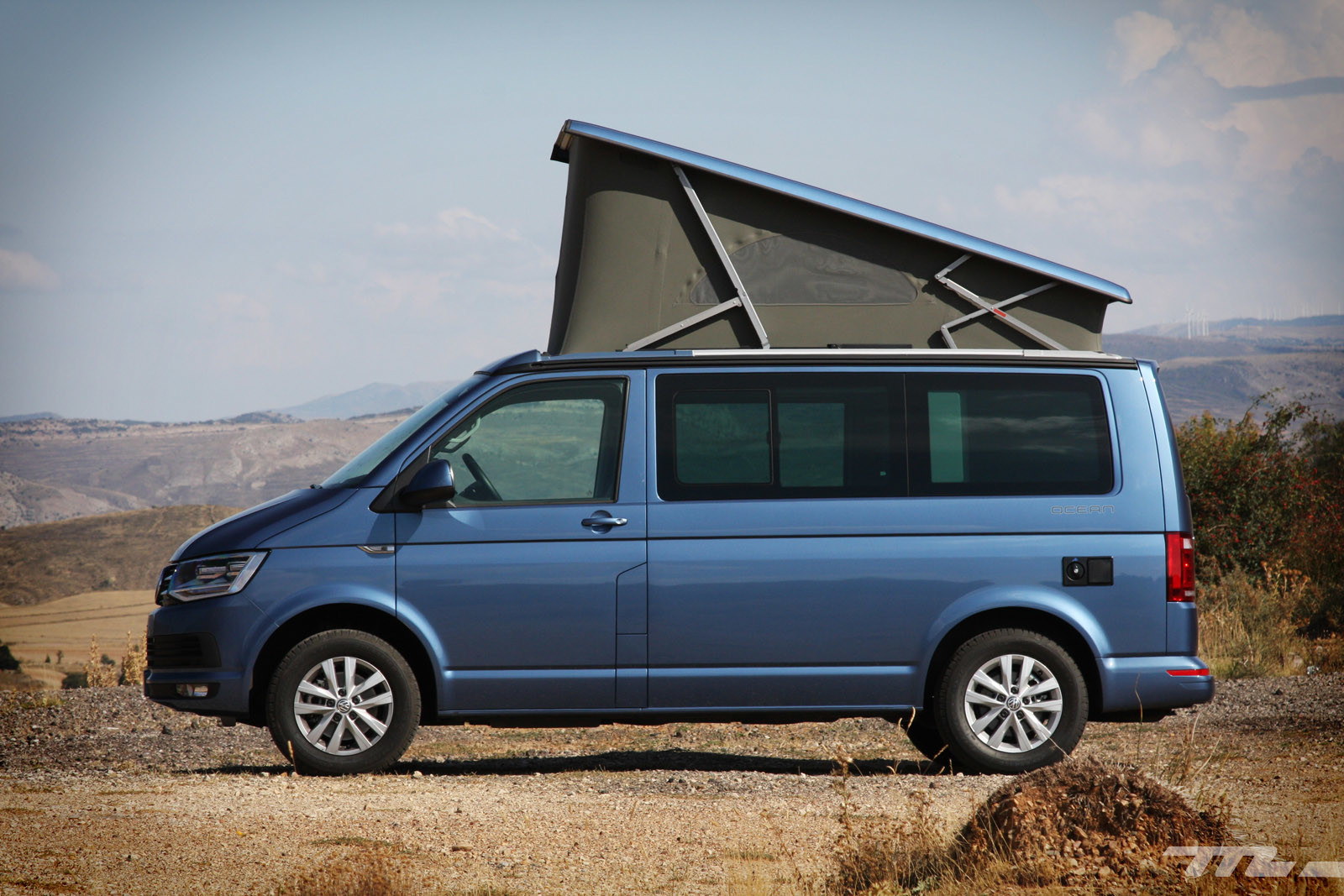 Foto de Volkswagen California T6 (prueba) (15/34)
