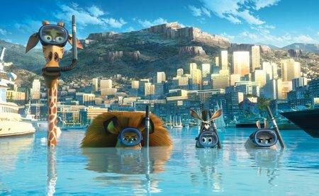 Los animales protagonistas de Madagascar 3