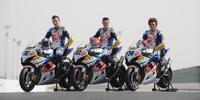 El Team Alstare Suzuki arranca oficialmente la temporada 2008