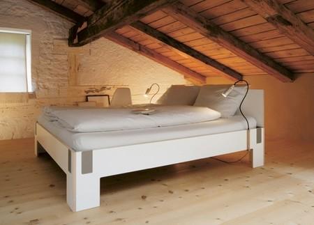 Necesitas una gran cama si quieres un dormitorio de ensueño