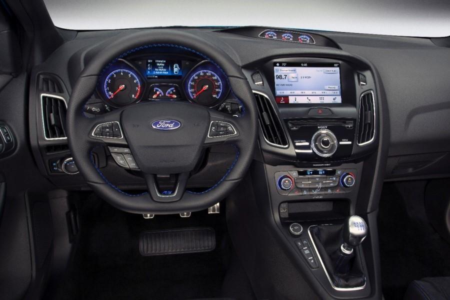 Foto de Ford Focus RS 2016 (5/7)